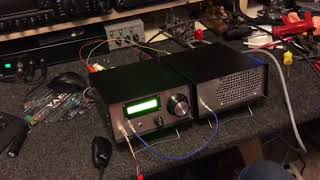 uBITX with Nextion LCD (CEC Firmware) - Installation and