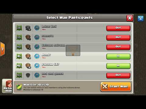 How To Find Easy War Opponents In Clash Of Clans