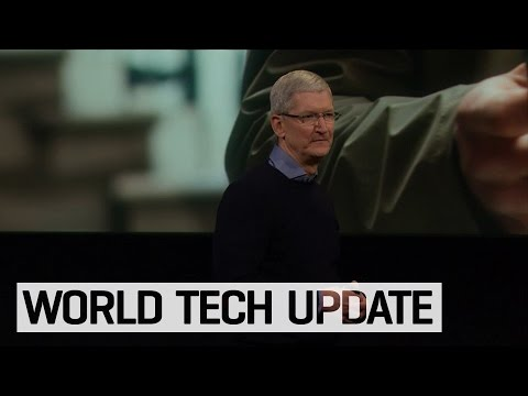 Tim Cook comments on iPhone data privacy and security Mp3