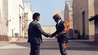 Repeat youtube video Pink Floyd - Wish You Were Here (with Lyrics)