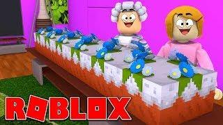Roblox | Grandma & Molly Bake The Biggest Cake Ever!