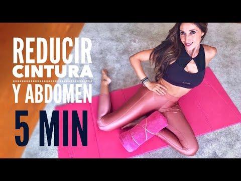 Y 10 como en cintura reducir hazlo minutos abdomen