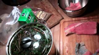 Alder Smoked Salmon 001