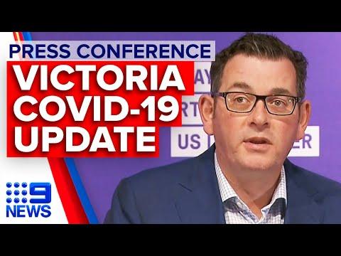 Coronavirus: Victoria records 288 new cases, face masks to be worn | 9 News Australia
