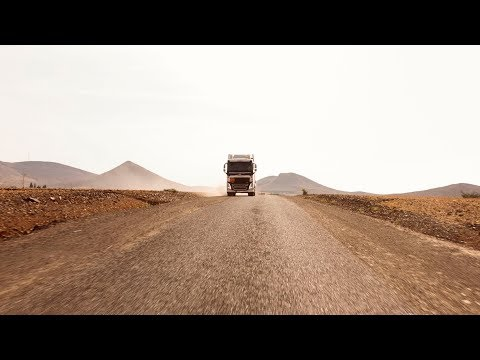 Volvo Trucks - Follow a Volvo FH 30 minutes through the Tizi n' Ticha pass in Morocco