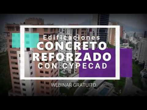 Webinar Introducción diplomado EDIFICACIONES DE CONCRETO