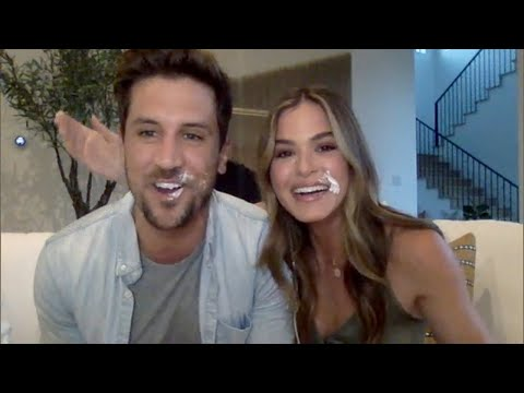 JoJo and Jordan Receive a Gift from Chris Harrison - The Bachelor: The Greatest Seasons - Ever!