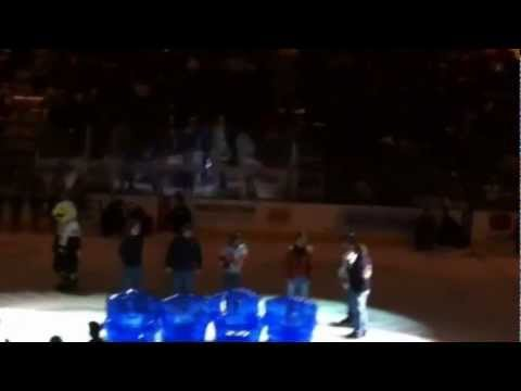 Musical chairs on ice