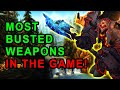 The Most Powerful Weapons From Each Expansion in World of Warcraft