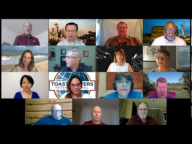 Replay Sept. 2, 2019- Online Presenters Toastmasters