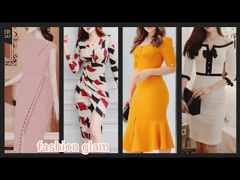 Gorgeous Slim Fit Bodycon Dresses Styles And Ideas 2019