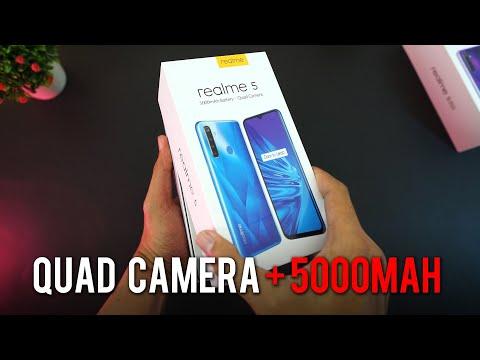 Realme 5 setelah Update Android 10 Realme Ui , Yakin mau update versi india ?.