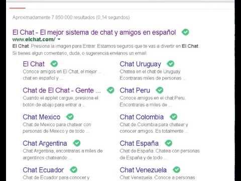 La Mejor Pagina De Chat Del Mundo