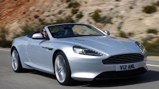 Aston Martin Virage II Coupe 2011 кабриолет