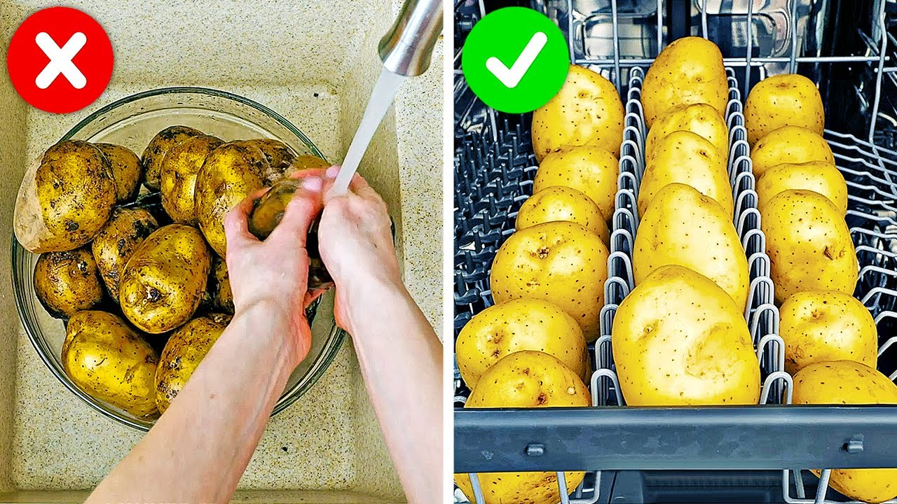 30 BRILLIANT HACKS TO MAKE YOUR LIFE EASIER