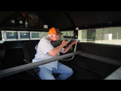 The Antler Shed Deer Blinds - Interior Features
