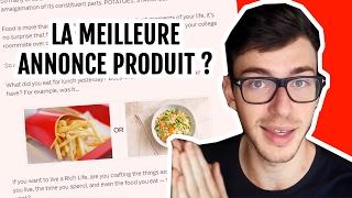 Comment annoncer un nouveau produit (étude de cas)