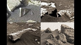 NEW MARS IMAGES AS OF 3-13-19