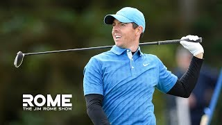 Rory, Tiger, And Phil Are Having A BAD Day | The Jim Rome Show