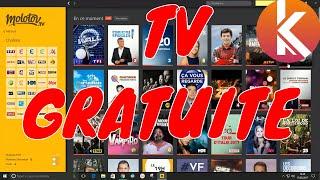 Regarder et enregistrer gratuitement les chaines télé, films, series, replay TV | Molotov TV
