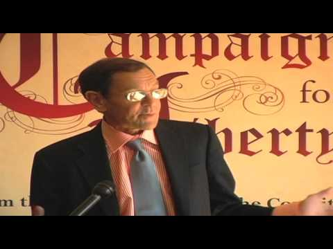 CPAC 2011: Bruce Fein - American Empire: Before the Fall Pt.1