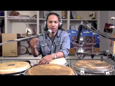 Percussion Instruction; Contemp Gospel Pt. 1
