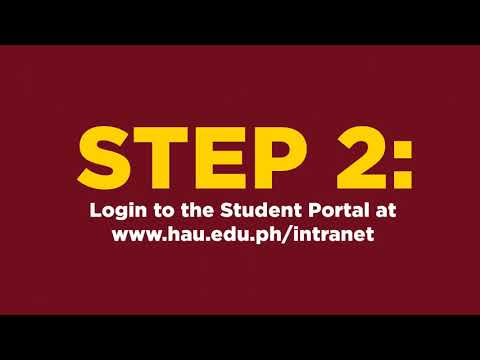 College Online Enrollment Guide for SY 2020-2021 (Block Students)