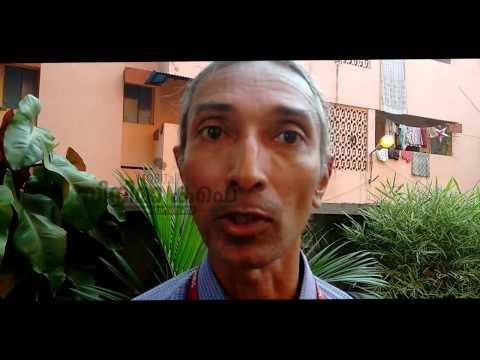 IFFK MobiTalk: Joseph Mappilasherry, actor in 'Unto the Dusk', speaks