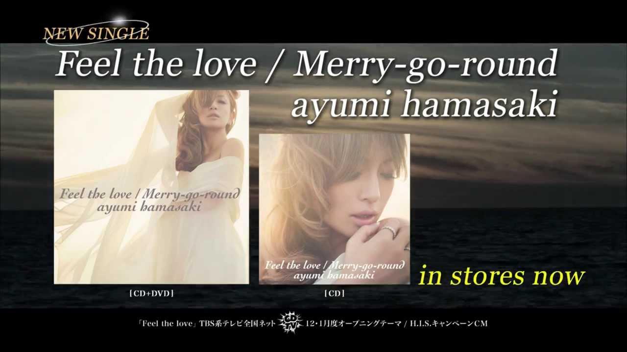 浜崎あゆみ /「Feel the love / ...