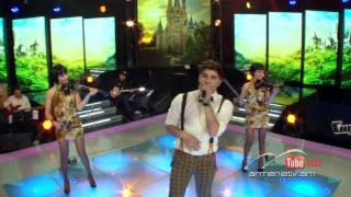 Gevorg Martirosyan, Fairy Tale by A. Ribak - The Voice Of Armenia -- Live Show 6 -- Season 1