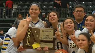 Download Video Box Elder girls overcome multiple obstacles to obtain a Class C State Championship MP3 3GP MP4