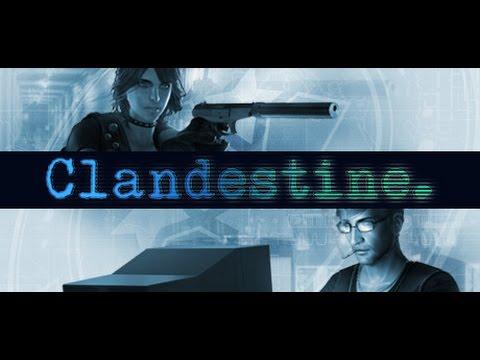 Clandestine Live Steam with Mute-bk!