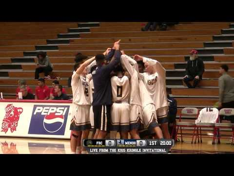 Feather River vs Mendocino College Men's Basketball LIVE 12/14/17