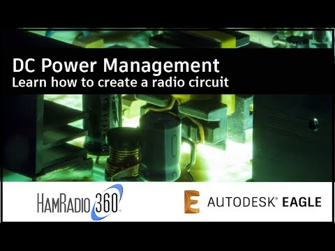 DC Power Management - How to create a radio circuit