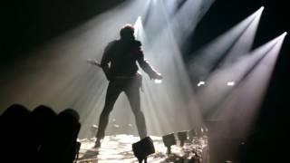 """DELUXE - """"Je dis Aime"""" feat M  live Zenith Paris 22/10/16 - by xperia z3"""