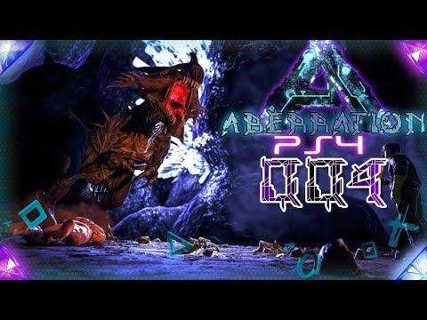 ARK Aberration PS4 🇩🇪 Reaper KING Angriff #004 Let´s Play ARK Survival Evolved PVP Server Deutsch