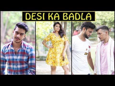 Desi Ka Badla -2 || Unexpected Twist || Desi Sarcasm || ft. Rachit Rojha thumbnail