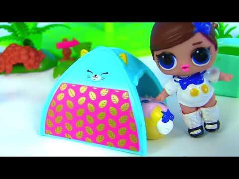 видео: Куклы Лол Мультик! Школьный поход Мальчиков Лол! Видео для детей lol surprise Детский мультик