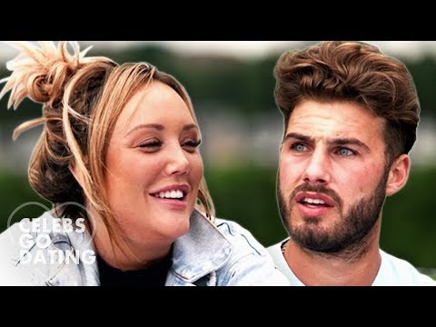 Joshua Ritchie DISGUSTED with Charlotte Crosby FARTING on a Date?! | Celebs Go Dating!