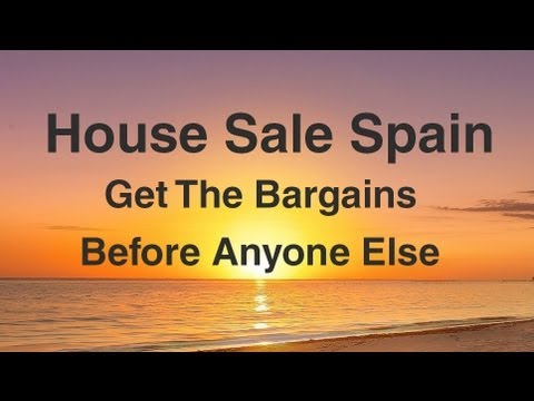 House Sale Spain – Buy Cheap Property