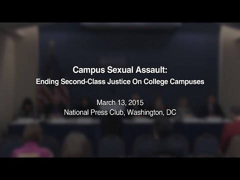 Campus Sexual Assault: Bringing an End to Second-Class Justice
