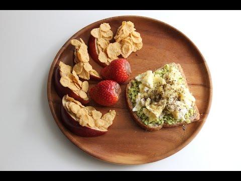 Pratik Atıştırmalıklar #1 || Healthy Snack Ideas