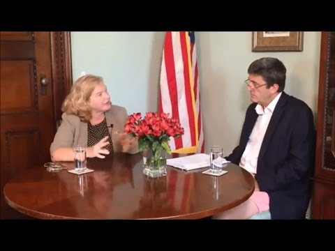 Interview With US Consul General Mary Ellen Koenig, May 19, 2017