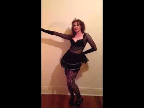 Madame M's Burlesque Tuition