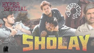 SHOLAY | ROUND2HELL | JAI AND VEERU KI SUPER COMEDY #POWERED BY HYPER SPECIAL #