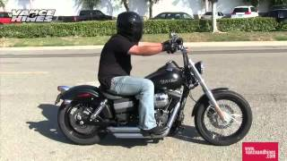 Vance & Hines Shortshots Staggered Exhaust System at Motorcycle-Superstore.com