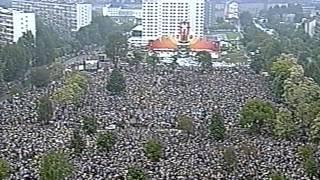 Jan Paweł II Wrocław, 1 06 1997  Homilia podczas «Statio Orbis» na zakończenie 46  Międzynarodowego