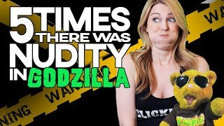 5 Times There was Nudity in Godzilla [Guest-Starring Teddy Rubskin]