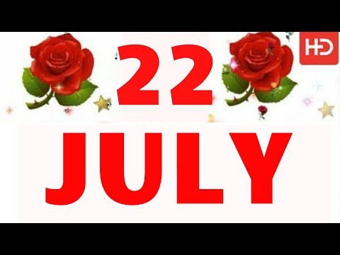 22 July Special New Birthday Status Video , Happy Birthday Wishes, Birthday Msg Quotes जन्मदिन