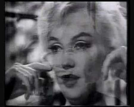 Marilyn Monroe. The Last Interview. Parte Tres
